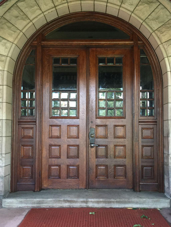 Historic Door Restoration