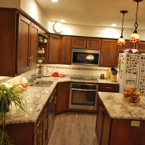 Cabinet Refacing - Your Remodeling Guys - York, PA