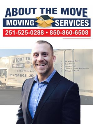 Avatar for ABOUT THE MOVE NWF Crestview, FL Thumbtack