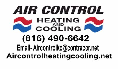 Avatar for Air Control Heating & Cooling