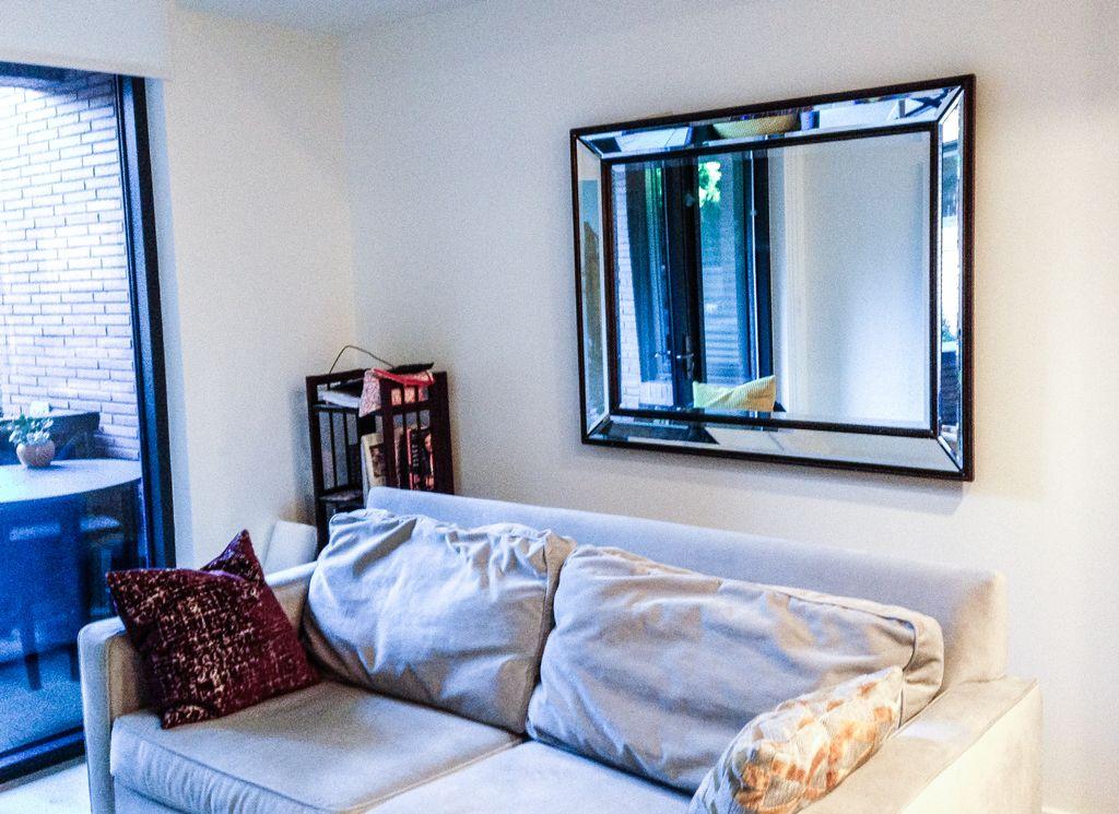 Hanging Large Mirror
