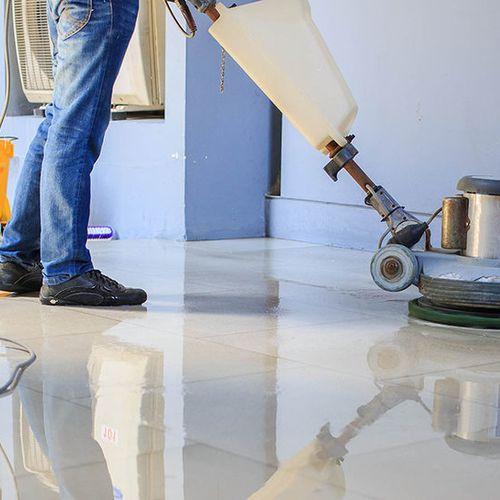 Keep your floors looking their best!