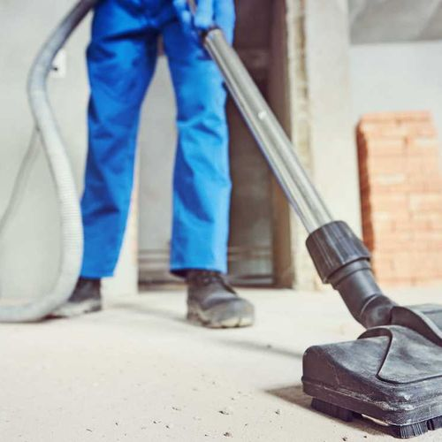 Call us for all your post construction cleaning needs