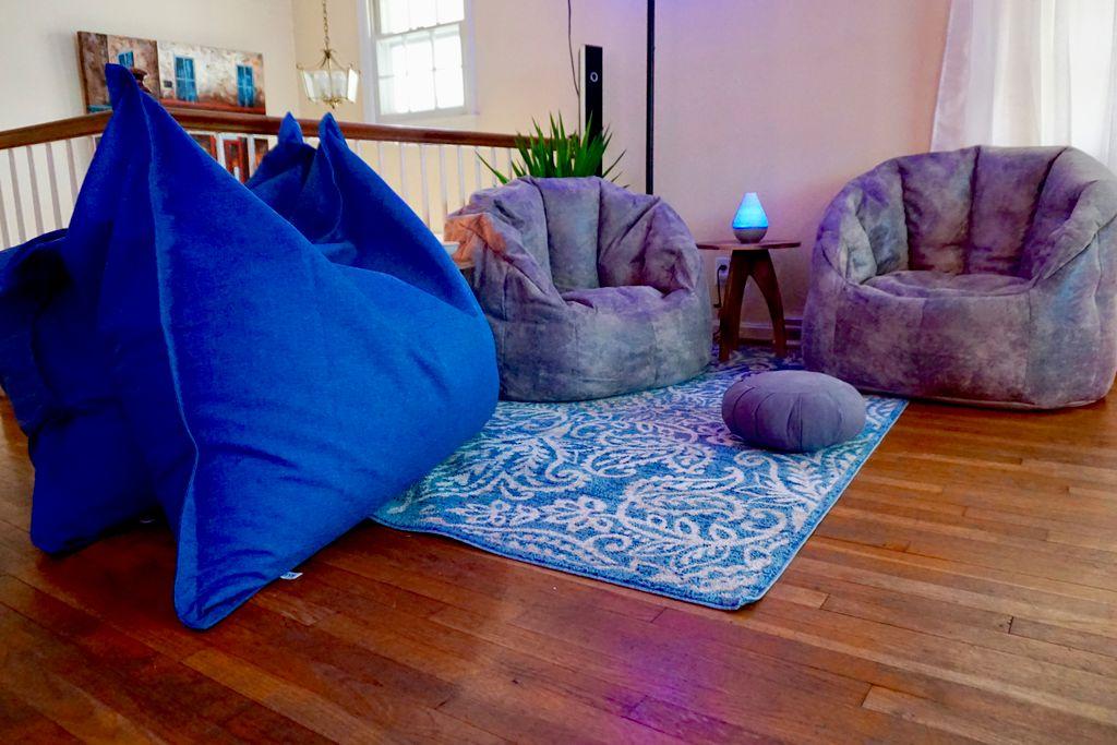 In Home Yoga Studio