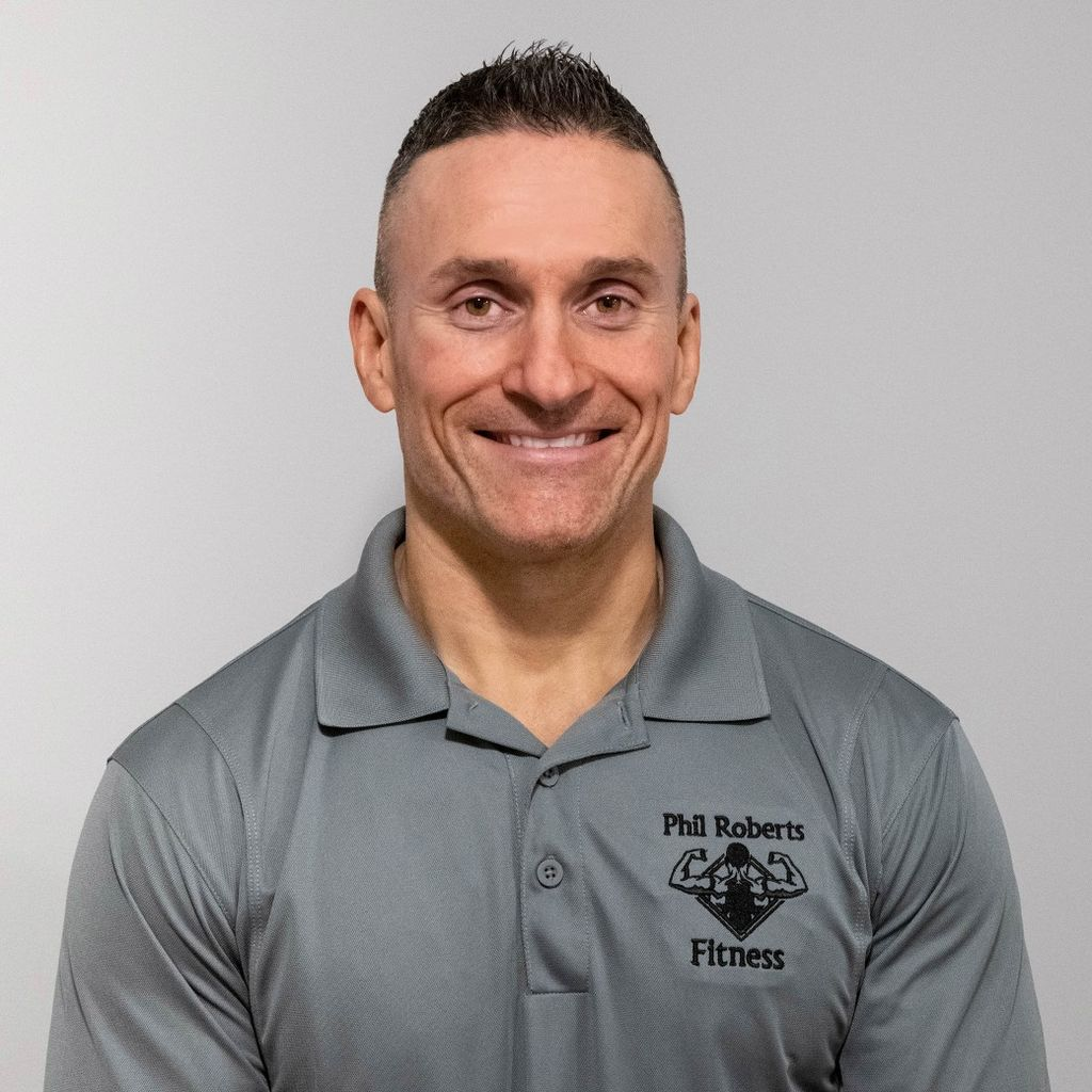 Phil Roberts Personal Training/ Nutrition Coach