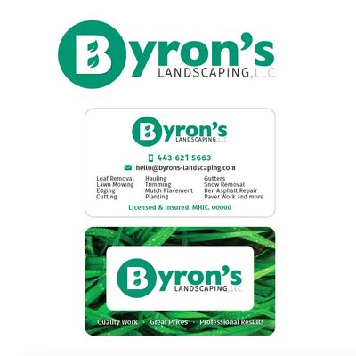 Avatar for Byron's Landscaping, LLC Brooklyn, MD Thumbtack