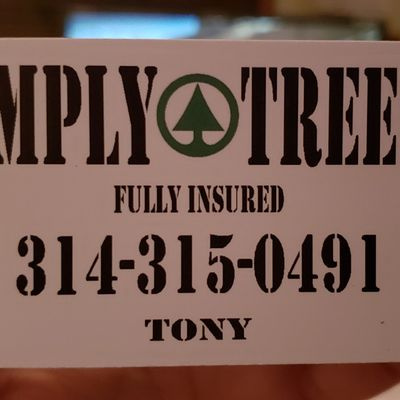 Avatar for Simply Trees Llc Fenton, MO Thumbtack