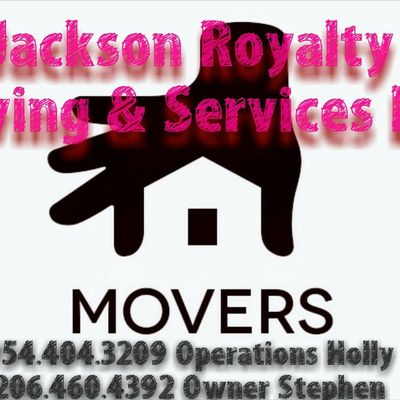 Avatar for call-Jackson Royalty Moving and Services Renton, WA Thumbtack