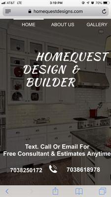 Avatar for Homequest Design & Builder Centreville, VA Thumbtack