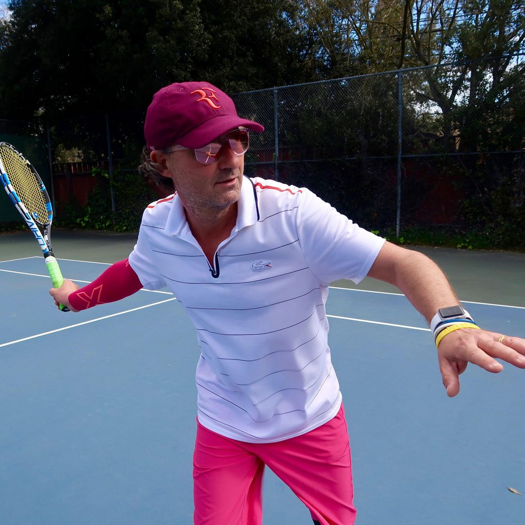 Complete tennis lessons
