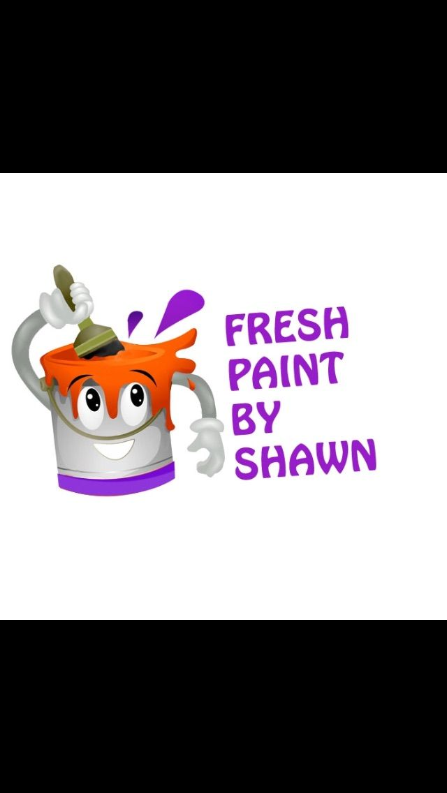 Fresh paint by shawn