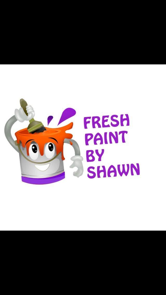 Fresh paint by shawn