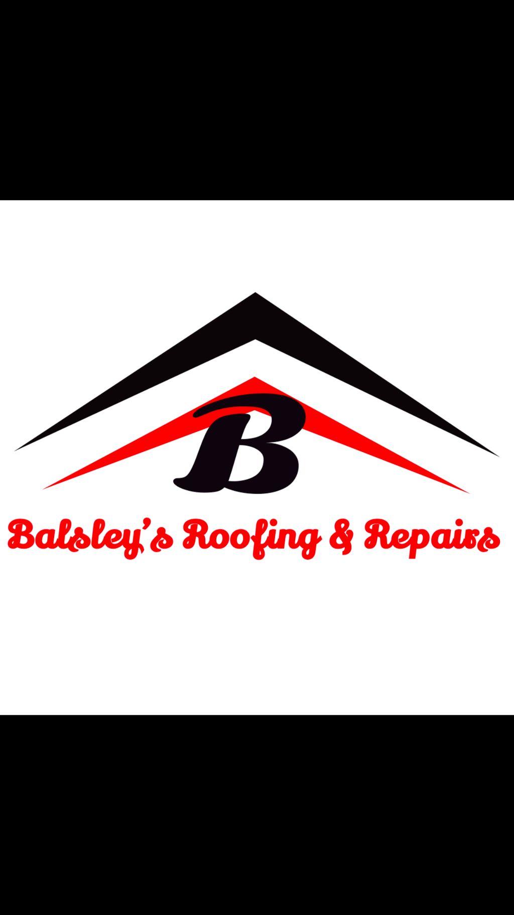 Balsley's Roofing & Repairs