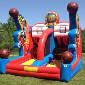 C & J Jumpers Bounce house  and Waterslide Rentals