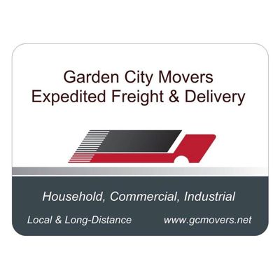 Avatar for Garden City Movers Expedited Freight & Delivery
