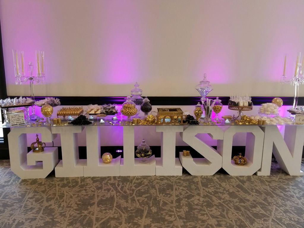 Gillison Wedding
