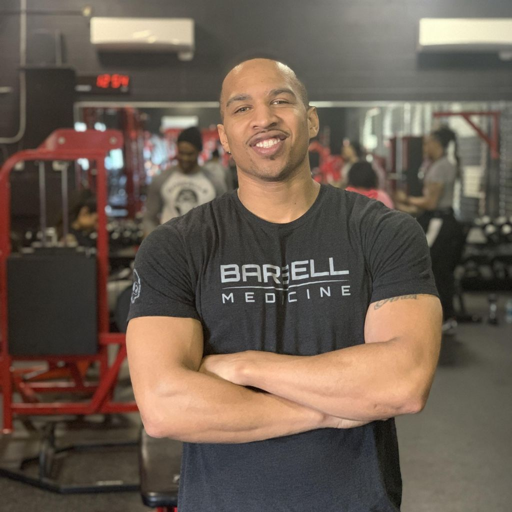 Strongwil Strength by Andre Wilson