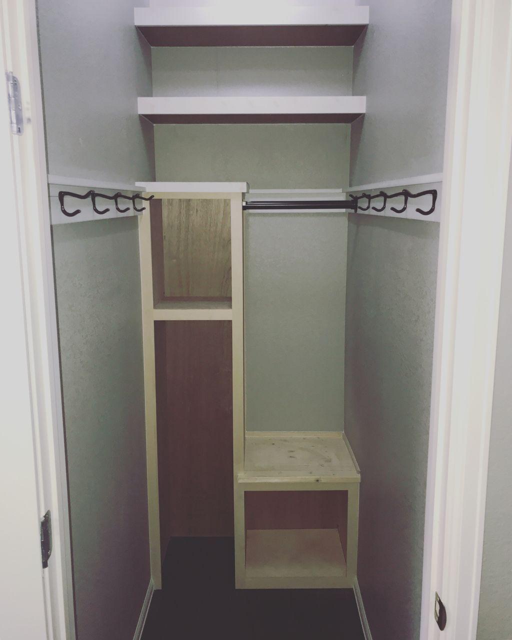 Custom Closet Built-in