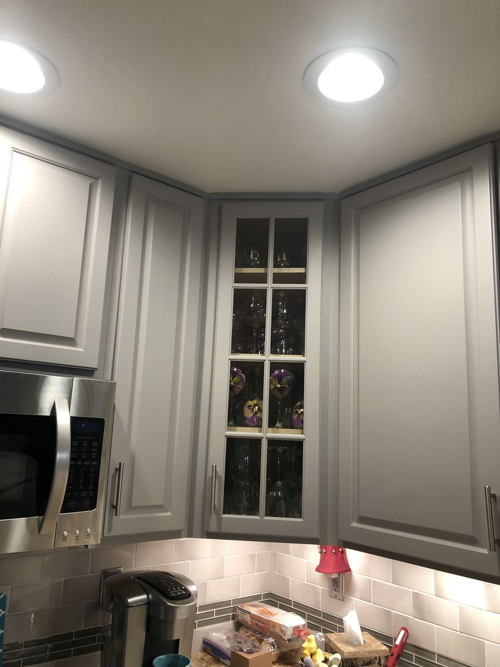 Cabinets refinish Always perfect