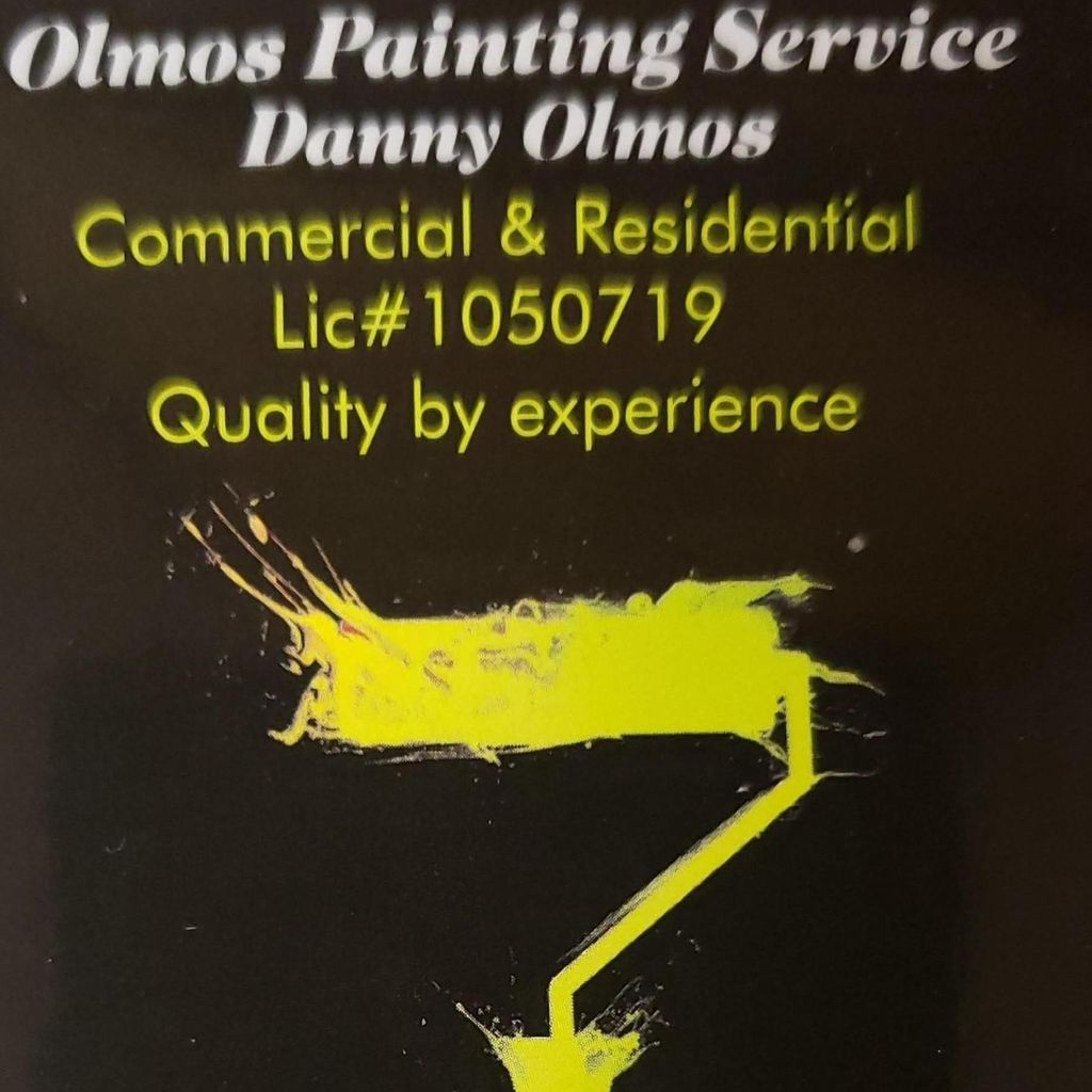 Olmos painting service