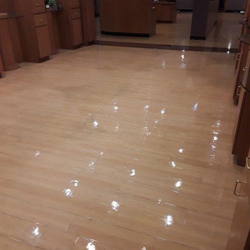 Hardwood Floor Care! 🙂