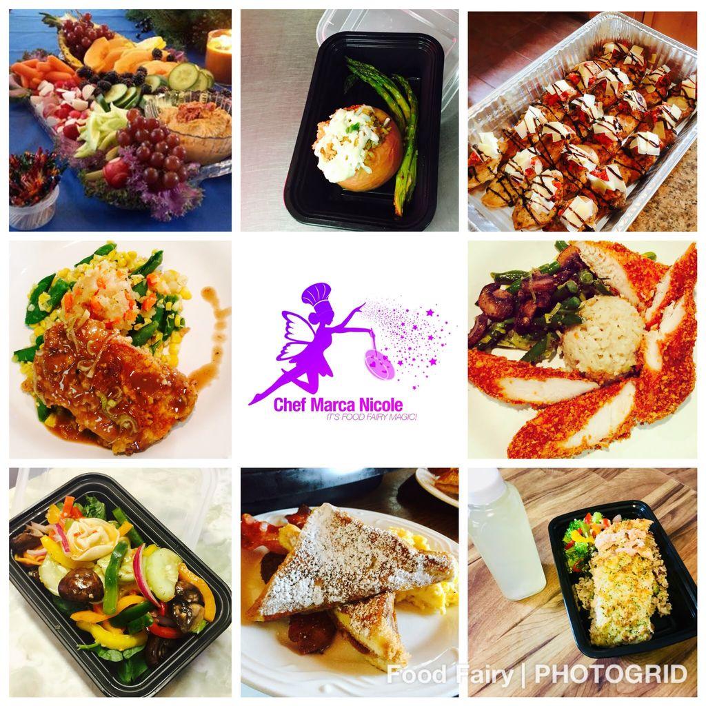 Private Chef Fit4U Meals