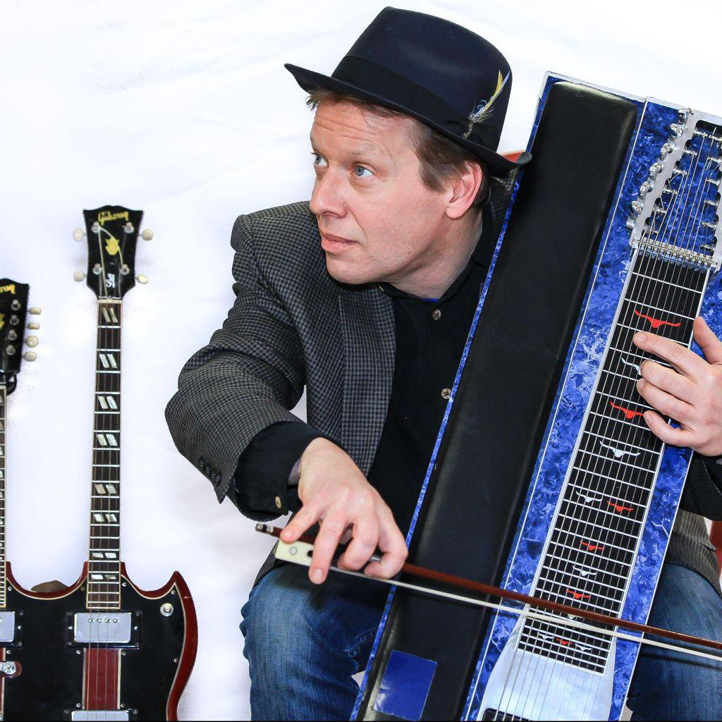Music Lessons by Steve Latt