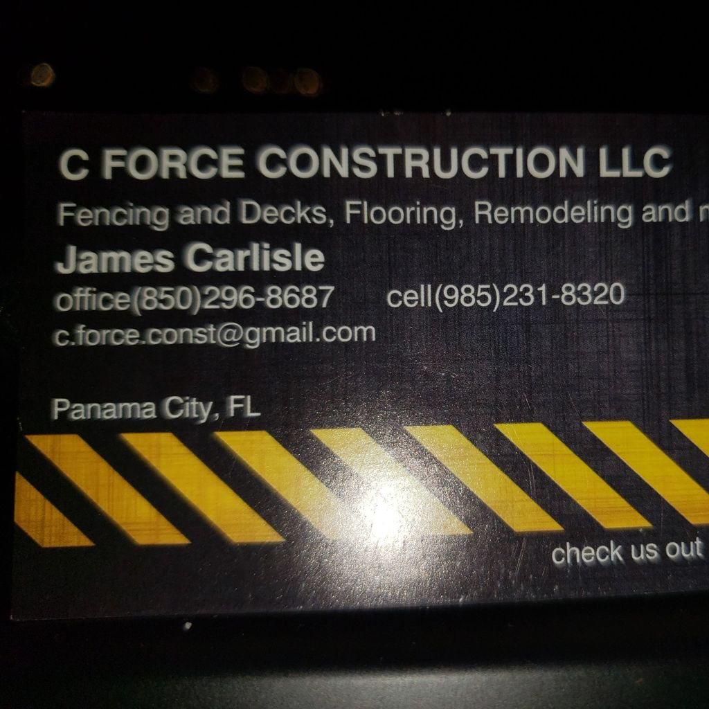 C Force Construction LLC