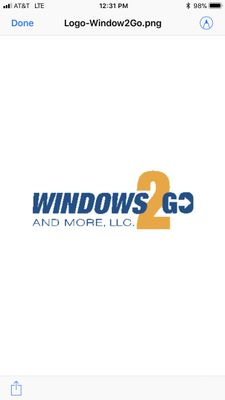 Avatar for Windows 2 Go And More, LLC.