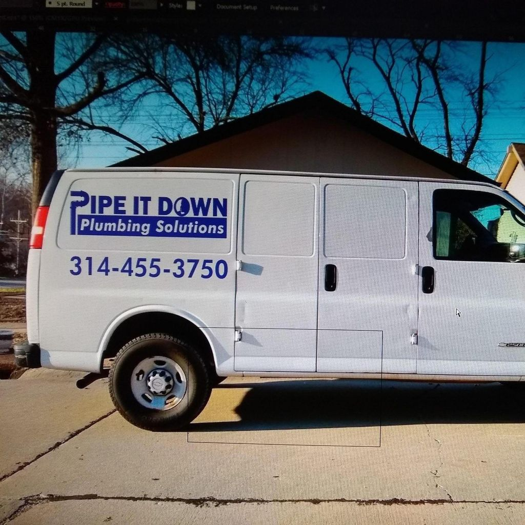 Pipe It Down Plumbing Solutions
