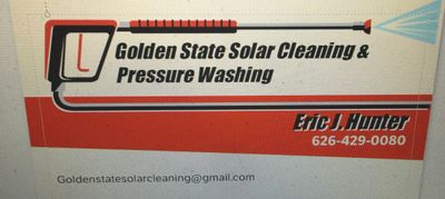 Avatar for Golden State Solar Cleaning