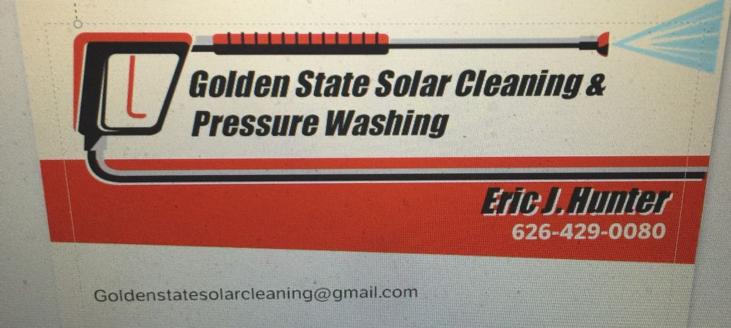 Golden State Solar Cleaning