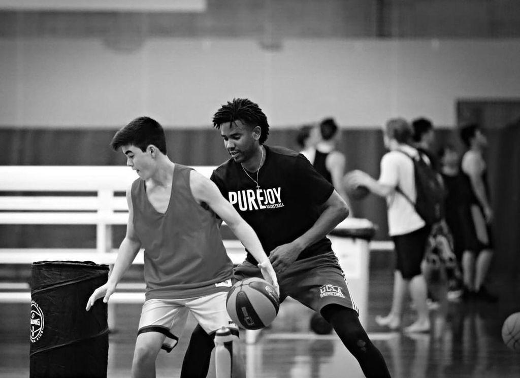 Pure Joy Basketball