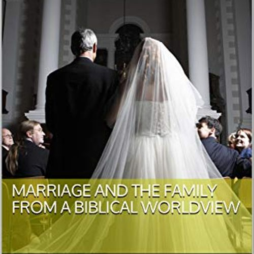 New Book on Marriage & the Family