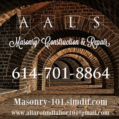 Avatar for All Around Labor Services Masonry Construction & Repair Newark, OH Thumbtack