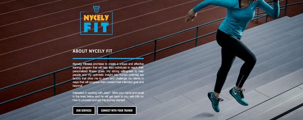 Trainer & Gym - Website