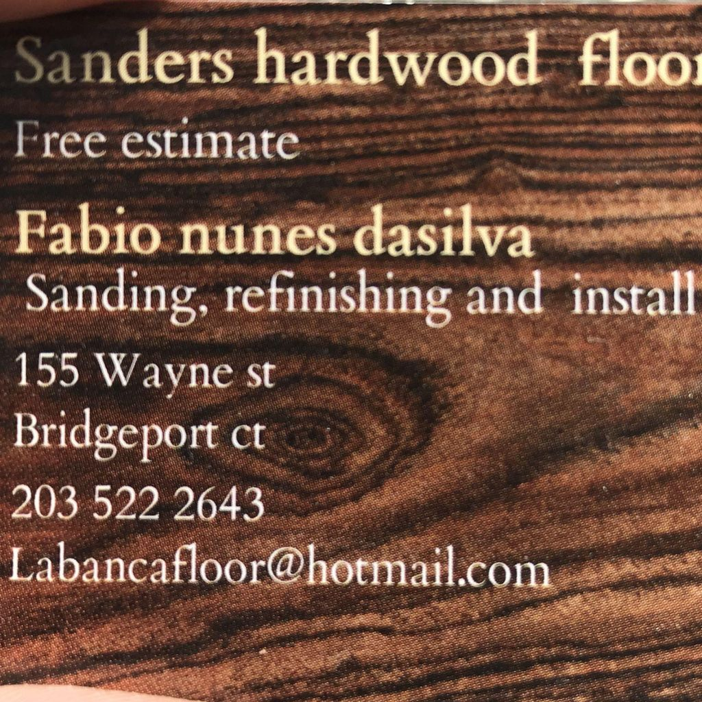 sanders hardwood floor llc
