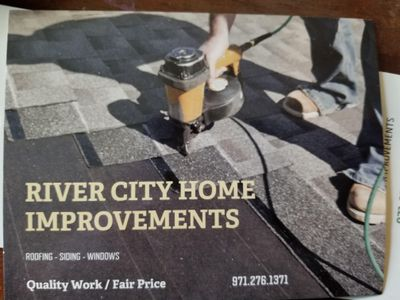 Avatar for RIVER CITY HOME IMPROVEMENTS Portland, OR Thumbtack