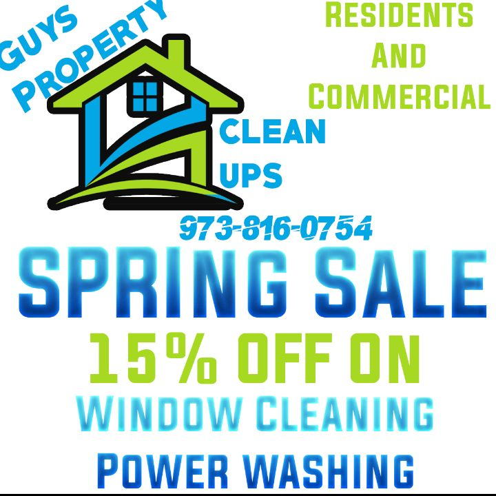 Guys Property Clean Ups