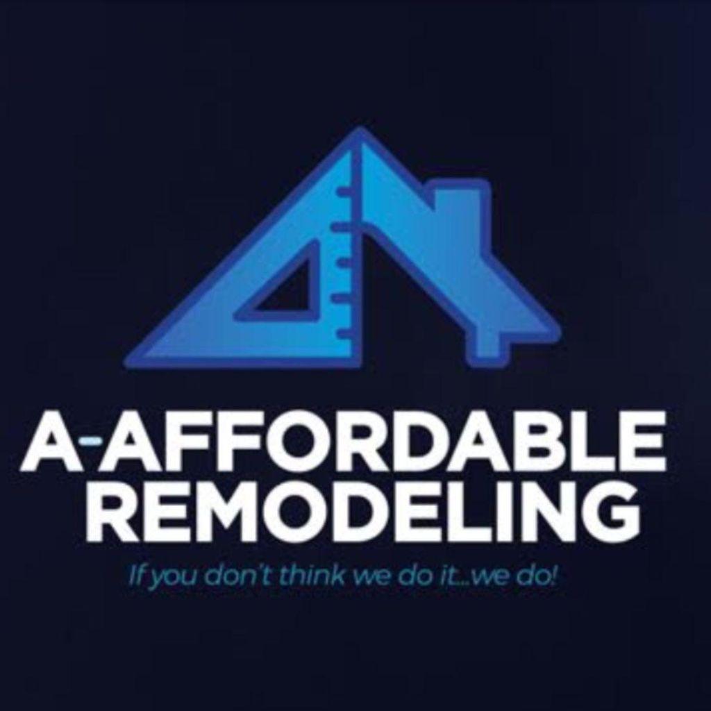 A-Affordable Remodeling LLC