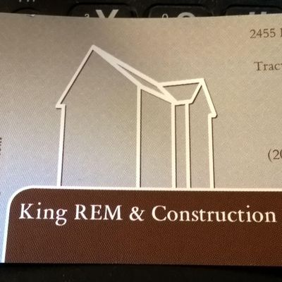 Avatar for King REM & Construction Tracy, CA Thumbtack