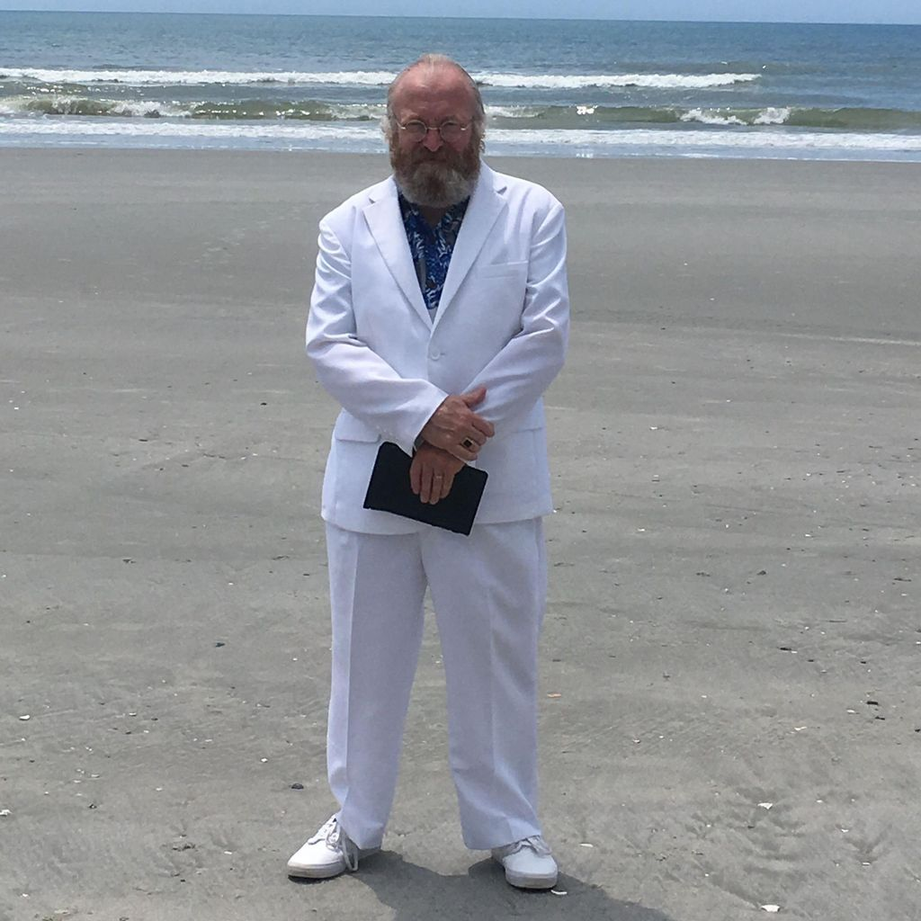 North Myrtle Beach Wedding Officiant
