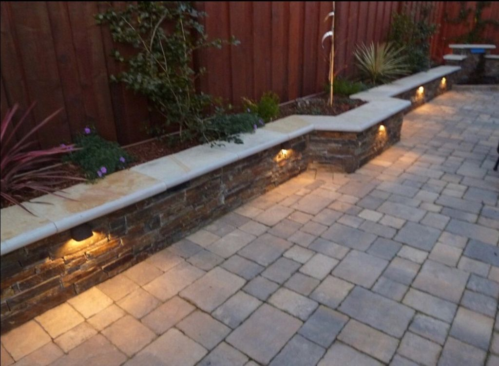 Front and back yard renovation