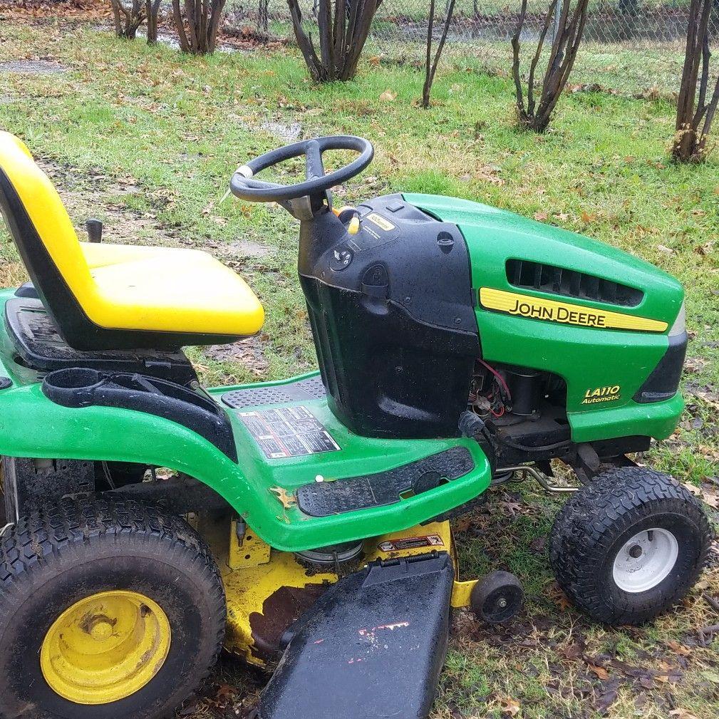 Quick Lawnmower Mobile Repair & Garage Cleaning