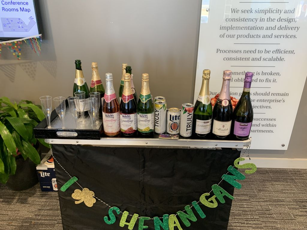 Office Celebration for One America