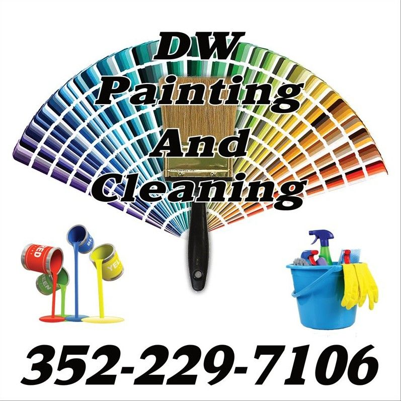 DW Painting and Cleaning