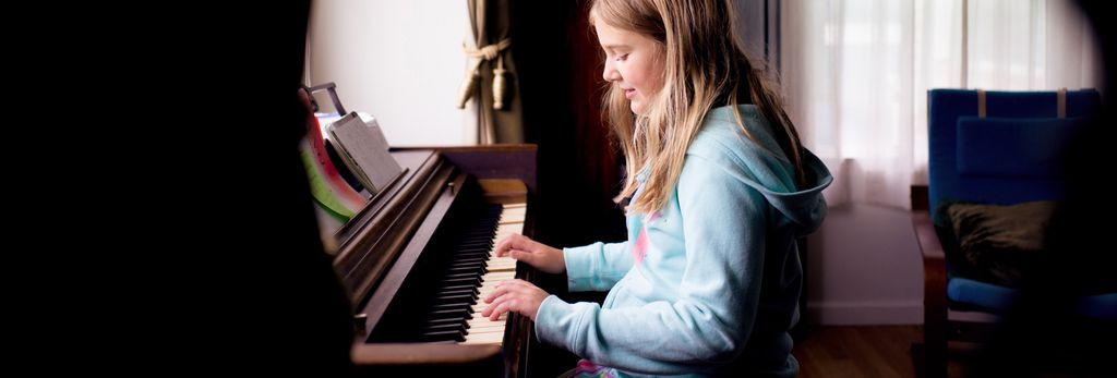 Find a private piano lesson near Dallas, TX