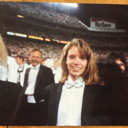 My performance at Super Bowl XXII