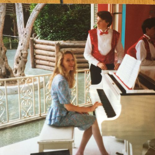 My performance at Disneyland