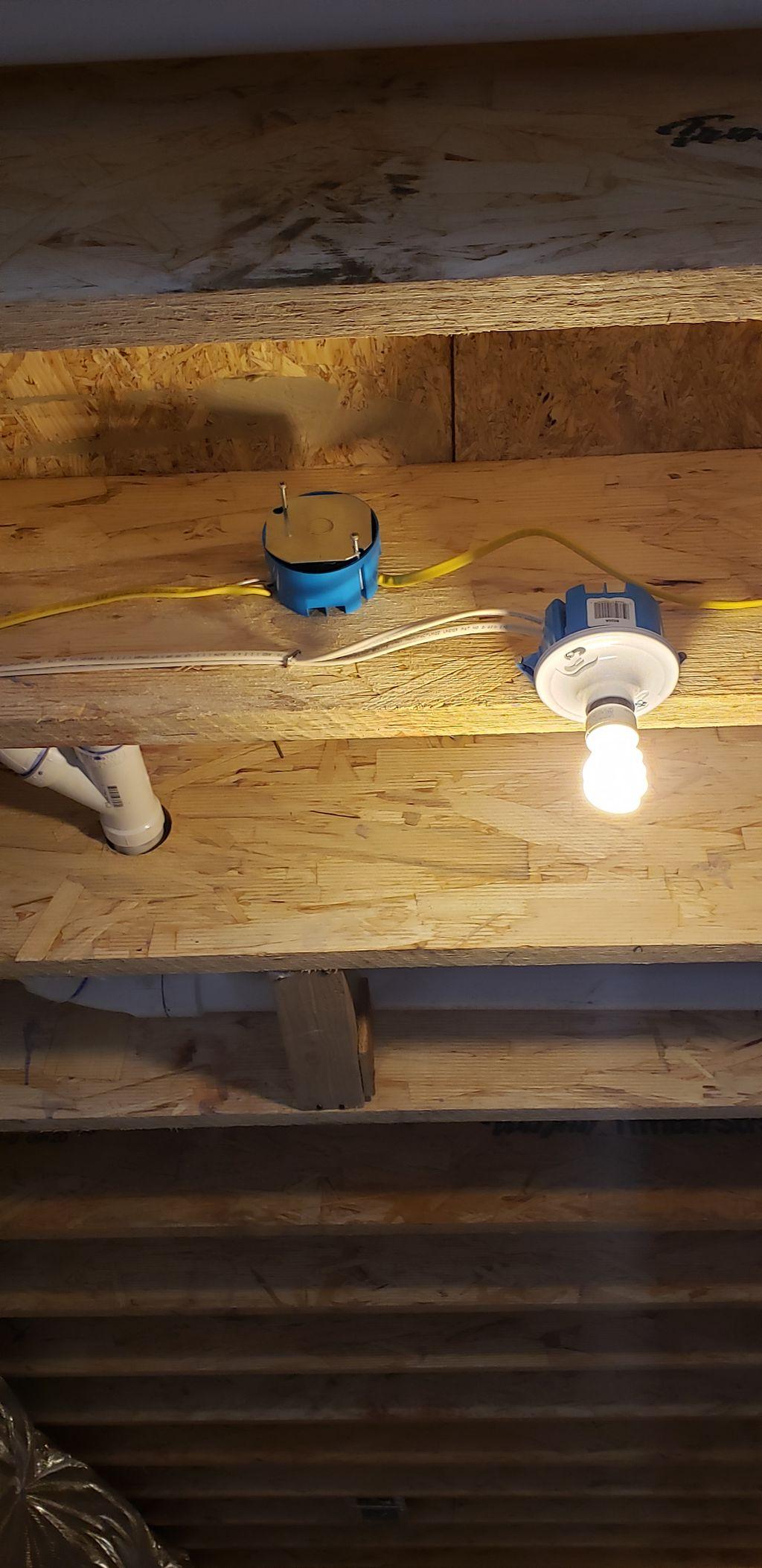 Electrical outlet for bidet